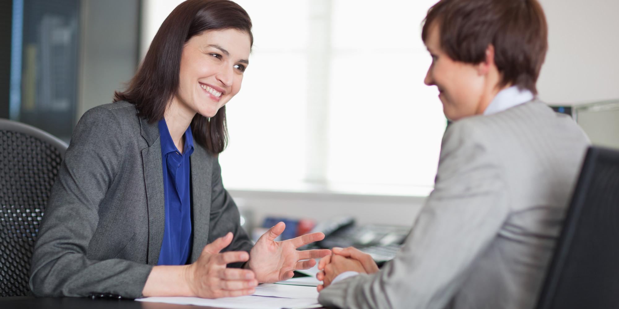 Entretien d'embauche : 90 % des DRH sont sensibles à la gestuelle